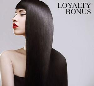 loyalty points dscounts, Basingstoke hair salon