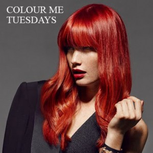 hair colour colour me tuesday´s at hair lab