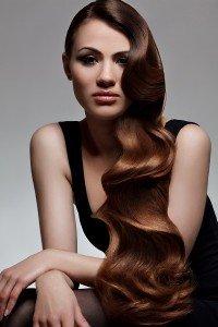 Glossy celebrity hair, Basingstoke hairdressers