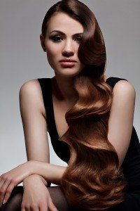 Glossy celebrity hair, Basingstoke hairdressers