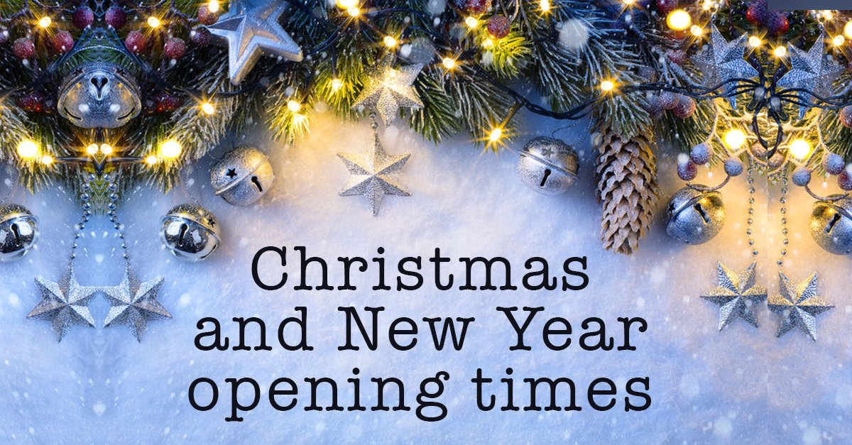 Christmas Opening Hours.Christmas New Year Opening Hours Basingstoke Hair Salon