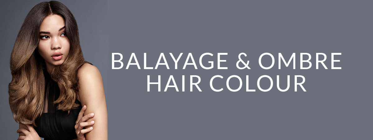 balayage and ombre hair colours at Hair Lab hair salon
