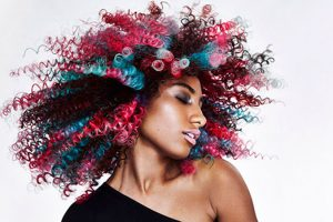 hair colour correction at Hair Lab hair salon