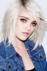 silver grey hair colours at Hair Lab hair salon Basingstoke