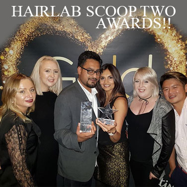 HairLAB Scoop TWO Awards!!