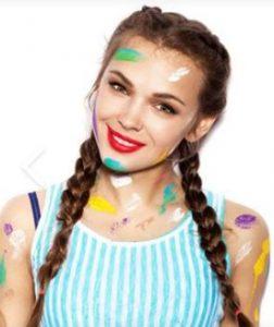 festival hair styles and ideas at hair lab hair salon in basingstoke