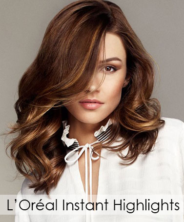 Introducing NEW L'Oréal Instant Highlights