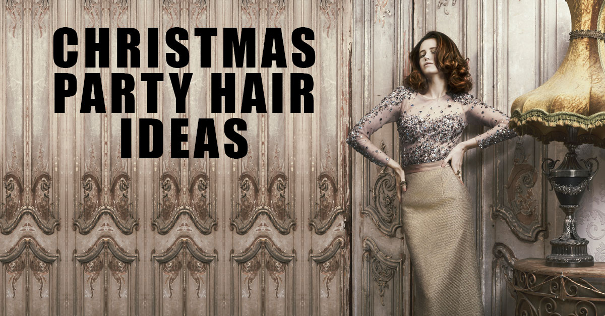 Rock the Festive Season With a Cool Party Hairstyle from Hair Lab
