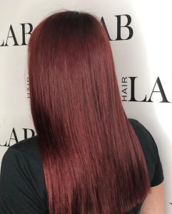 purple hair colours at top salon basingstoke - hairlab