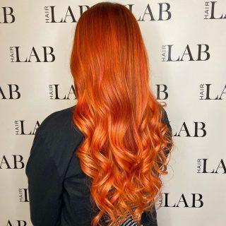 Fun & Fierce Red Hair Colour