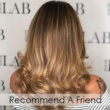 Recommend A Friend hair salon in basingstoke