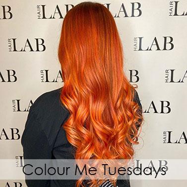 colour me tuesdays hairlab hair salon in basingstoke