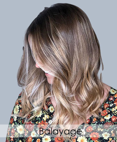 Balayage BASINGTSOKE HAIR COLOUR SALON