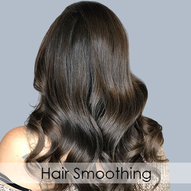 50% OFF Hair Smoothing