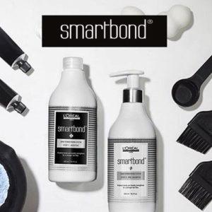 Smartbond hair treatments at hair lab hair salon in basingstoke