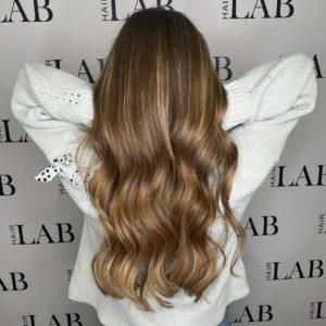 BALAYAGE HAIR COLOUR AT HAIR LAB HAIRDRESSERS, BASINGSTOKE