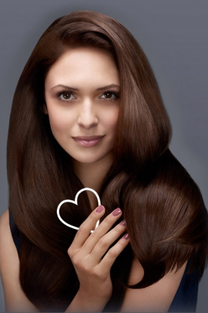 brunette hair colours, Basingstoke hair salon