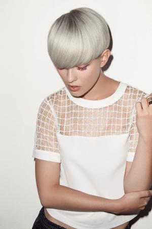 silver hair colours, Basingstoke hair salon, Hair Lab