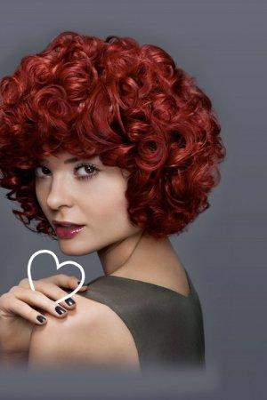 red hair colours, Basingstoke hair salon