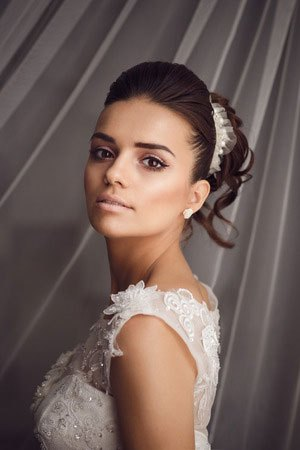 WEDDING AND BRIDAL HAIR AT HAIR LAB HAIR SALON BASINGSTOKE