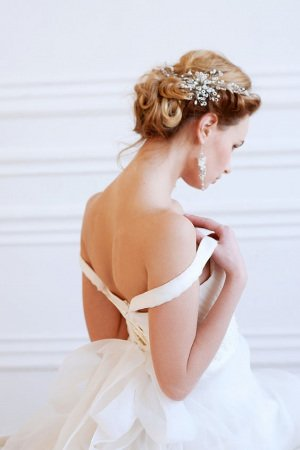 Wedding-Upstyle